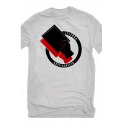 Camiseta Cinza Leitora Antifascista