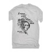 Camiseta Cinza Lovelace, Mãe da Programação