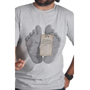 Camiseta Cinza Mary Shelley