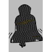 Camiseta Cinza O Amor em Cordel: Correia de Oliveira