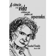 Camiseta Cinza Rosalind, Mãe do DNA