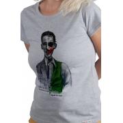 Camiseta Cinza Versos Íntimos
