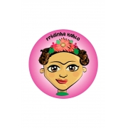 Camiseta Infantil Fridinha Kahlo