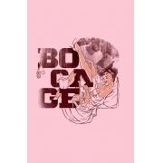 Camiseta Rosa Bocage