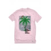 Camiseta Rosa Canção do exílio matemático