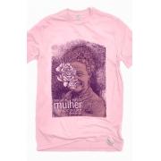 Camiseta Rosa Simone de Beauvoir
