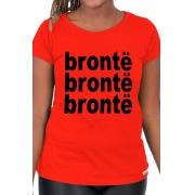 Camiseta Vermelha Brontë