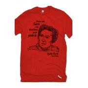 Camiseta Vermelha Christie, Mãe do Mistério