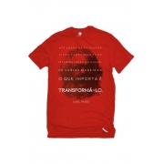 Camiseta Vermelha Karl Marx