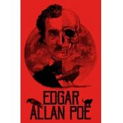 Camiseta Vermelha Os mistérios de Poe