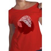 Camiseta Vermelha The Handmaid's Tale