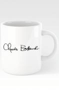 Caneca Assinatura Charles bukowski