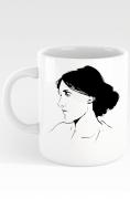 Caneca Assinatura Virginia Woolf
