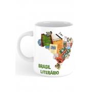 Caneca Brasil Literário