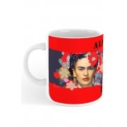 Caneca Cores de Frida Kahlo Cores de Almodóvar