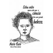 Caneca Curie, Mãe da Ciência Nuclear