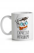 Caneca Expresso Patronum