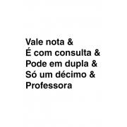 Caneca Helvética Professora