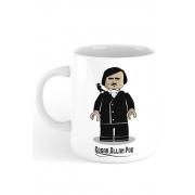 Caneca Lego Edgar Allan Poe