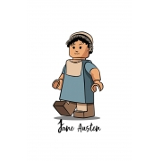 Caneca Lego Jane Austen