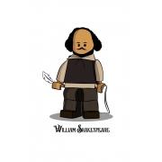 Caneca Lego Shakespeare
