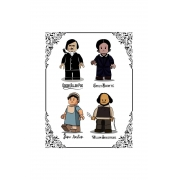 Caneca Legos Escritores