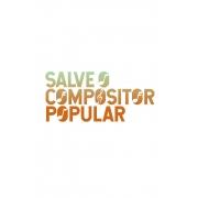 Caneca Salve o Compositor Popular