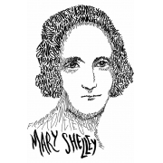 Caneca Shelley, Mãe da Ficção Científica