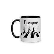 Caneca The Frankfurts com alça preta