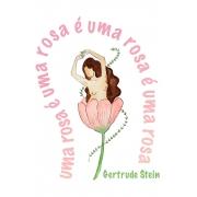 Caneca Uma Rosa de Gertrude Stein