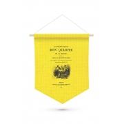 Flâmula Capa de Livro Don Quijote