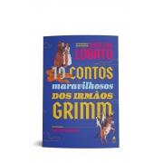 Livro 10 Contos Maravilhosos dos Irmãos Grimm