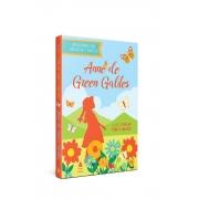 Livro Anne de Green Gables Edição Especial