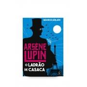 Livro Arsène Lupin, o ladrão de casaca