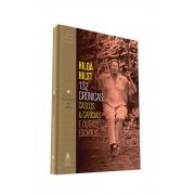 Livro Cascos e carícias
