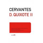Livro Dom Quixote II (edição de bolso)