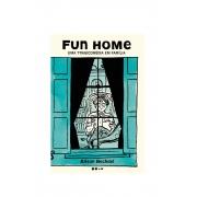 Livro Fun home: Uma tragicomédia em família