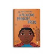 Livro O Pequeno Príncipe Preto