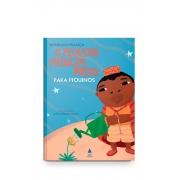 Livro O Pequeno Príncipe Preto para pequenos