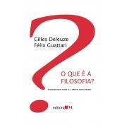 Livro O que é a filosofia?