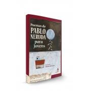 Livro Poemas de Pablo Neruda para jovens