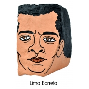 Pedra Poética Lima Barreto