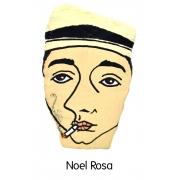 Pedra Poética Noel Rosa