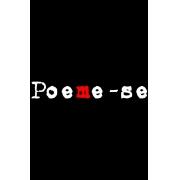 Pôster Preta Poeme-se