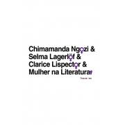 Quadro em MDF Mulheres na Literatura