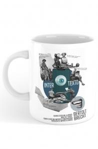 Caneca Intertexto de Bertolt Brecht