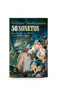 Livro 50 Sonetos de Shakespeare