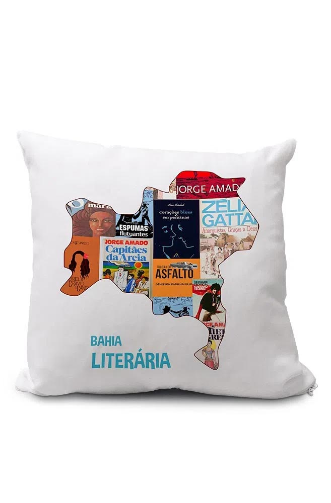 Almofadinha Bahia Literária