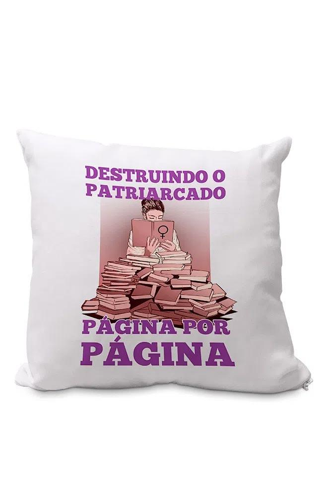 Almofadinha Destruindo o Patriarcado