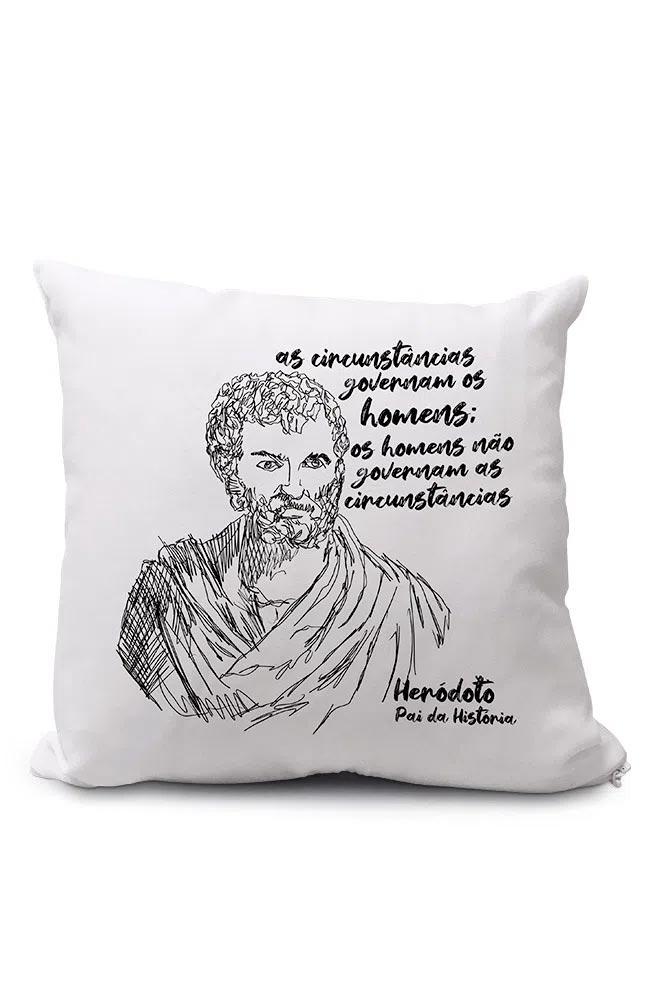 Almofadinha Heródoto, pai da história